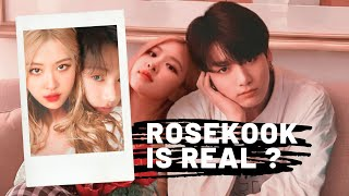 """ROSÉ AND JUNGKOOK [""""BEST MOMENTS OF ROSEKOOK""""]"""
