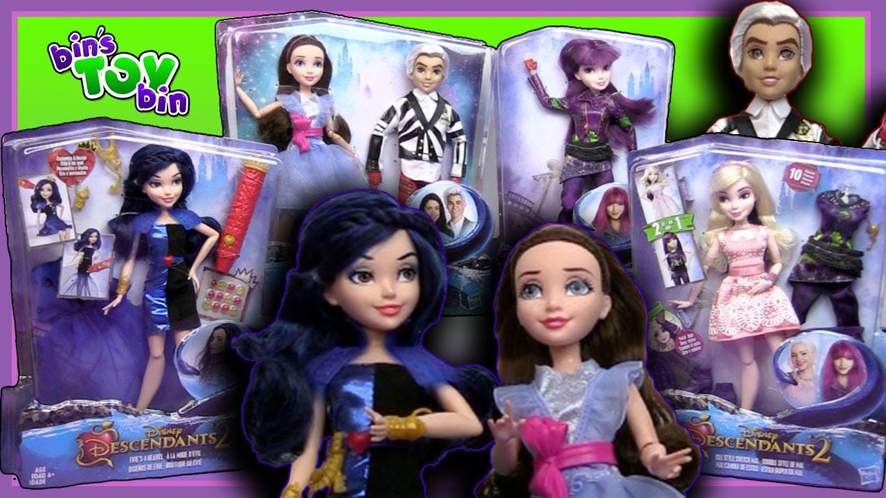 Jane Descendants 2 Dolls
