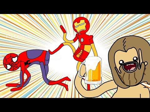 Человек-паук ВАЛИ ИЗ ДОМА