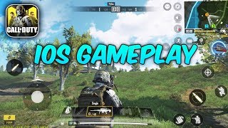 CALL OF DUTY MOBILE iOS GAMEPLAY