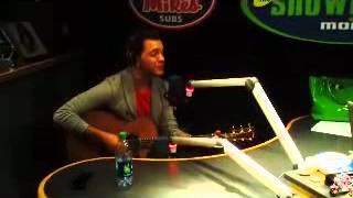 Andy Grammer - Fine By Me Live on Bob and the Showgram