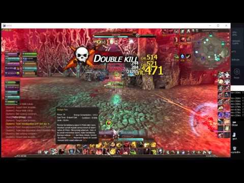 Echo Of Soul Indonesia, MVP BattleField Courage(PvP),gevt(archer/Hunter)