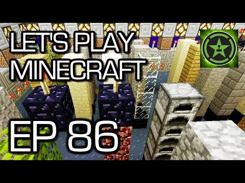 Let's Play Minecraft: Ep. 86 - The Twelve Towers