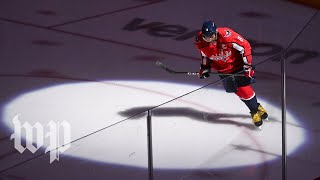 Alex Ovechkin's future hangs over Capitals' playoffs