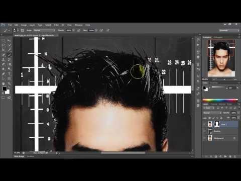 เทคนิคการไดคัทเส้นผมแบบเนียนขั้นเทพ(ง่ายๆ ได้ทุกเส้น) ด้วย Adobe Photoshop
