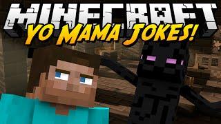 TOP 10 MINECRAFT YO MAMA JOKES!