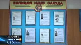 видео В Алматы гражданин Турции оказал сопротивление полицейским
