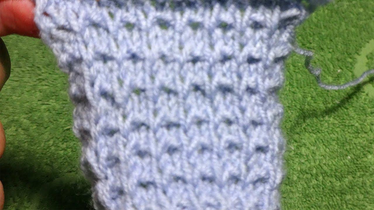 простой узор для вязания свитера джемпера юбки шапки вязание