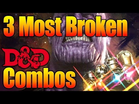DnD 5e: 3 Most Broken Combos in Dungeons and Dragons