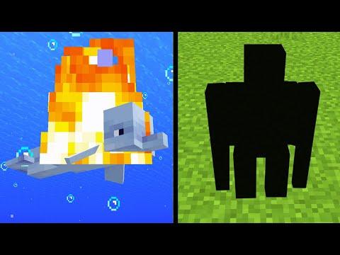 ✅ 50 Cosas Que No Sabías de Minecraft 1.17 Snapshot 21W20A - FUEGO EN EL AGUA, MUNDO BUGEADO Y MÁS
