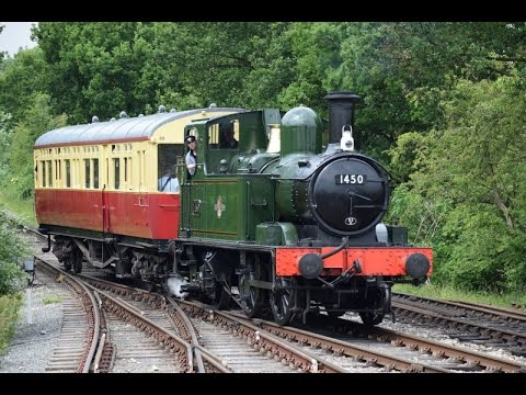 Epping Ongar Railway - GWR Steam Gala 2015