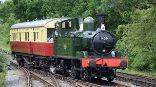 Epping Ongar Railway - GWR Steam Gala 2015