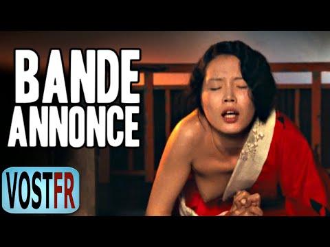 L'EMPIRE DES SENS Bande Annonce VOSTFR (1976)