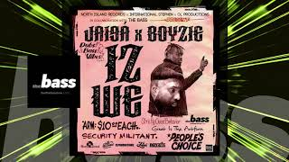 Jaiga amp; Boyzie  Iz We (The Fete Project)  2020 Music Release
