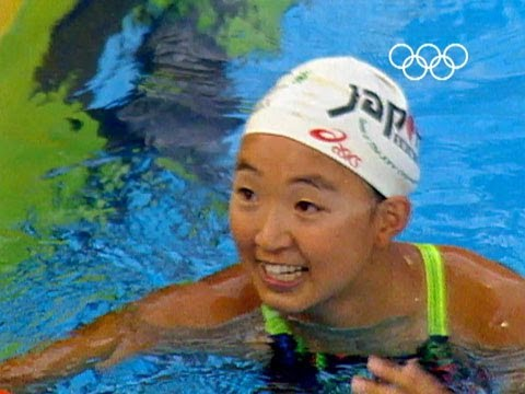 Kyoko Iwasaki - Youngest Swimmer Ever To Win Olympic Gold | Barcelona 1992 Olympics