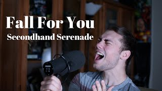 Fall For You - Secondhand Serenade(Brae Cruz cover)