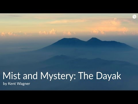 Mist and Mystery: The Dayak
