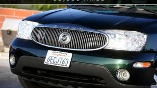 2004 Buick Rainier CXL Used Cars - BURBANK,California - 2014-11-30