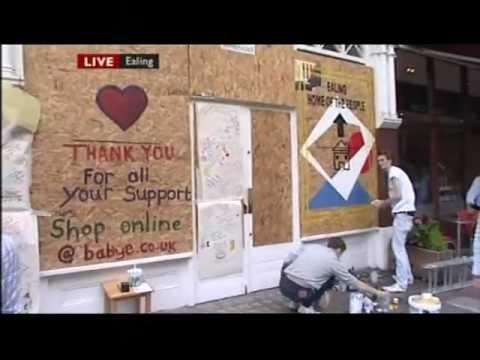 Birmingham Riot 2011: Day 5 (BBC1 National - coverage)