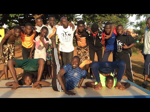 2nd workshop with Street Gymnastics Uganda was a success, in Kampala