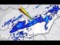 *Hurricane to slam S Europe* - Strange radar signature appears in path of recent fireballs!