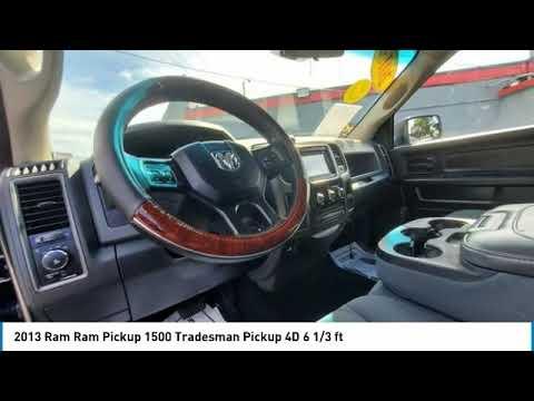 Download 2013 Ram Ram Pickup 1500 Miami FL 11829