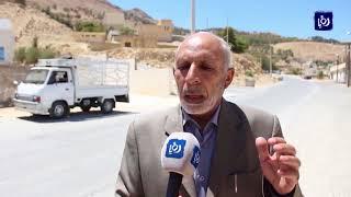 الطفيلة.. مشاكل في الطريق الواصل إلى قرية عيمة ومطالبات بإعادة تأهيله - (11-8-2017)