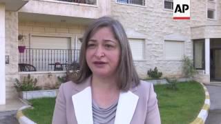 Palestinian min. slams Israel settlements law