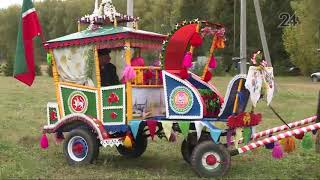В Арском районе Татарстана отметили «День коня»
