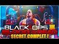 """SECRET COMPLET DE """"BLOOD OF THE DEAD"""" en LIVE sur BLACK OPS 4 ZOMBIES :"""