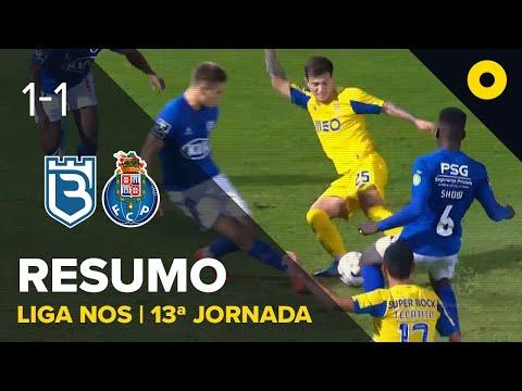 Belenenses 1-1 FC Porto - Resumo | SPORT TV