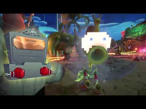 Plants Vs Zombies Garden Warfare 2 - Turf Takeover Lil' Drake IMP Variation Gameplay