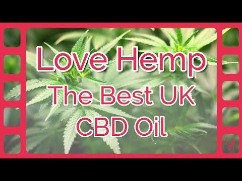 Love Hemp The Best UK CBD Oil | for the Ageless