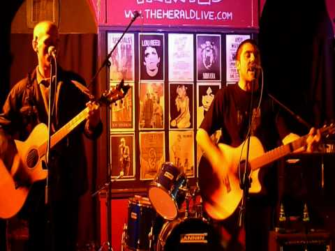 in by ones - live at The Herald Live Music Venue - behind those eyes [march 2010]