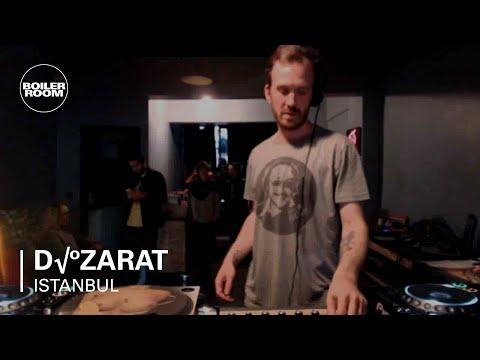 Boiler Room Istanbul Kaan Düzarat DJ Set