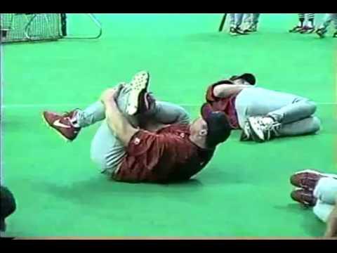 Mark McGwire - Batting Practice (1998-2001)