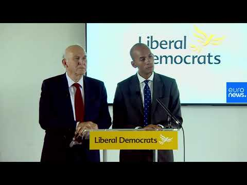 Watch live: Chuka Umunna speaks after defecting to the Liberal Democrats