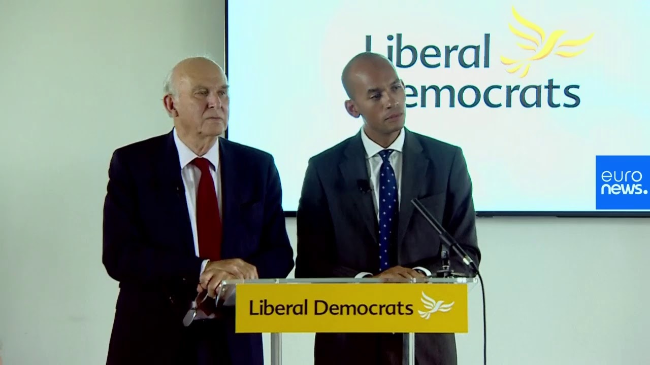 France 24:Watch live: Chuka Umunna speaks after defecting to the Liberal Democrats
