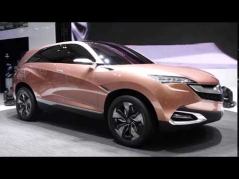 2017 Acura Cdx Redesign Youtube