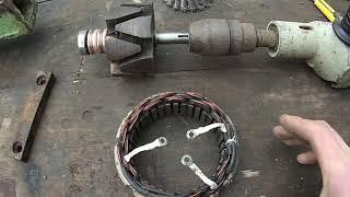 видео Ремонт генератора ВАЗ 2101: разборка, чистка, замена деталей