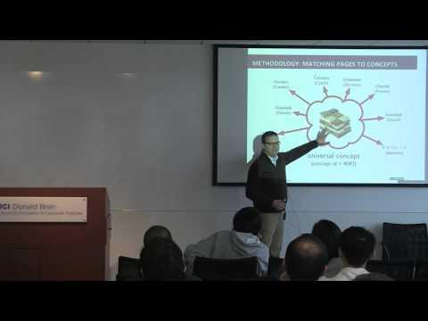 The Wikipedia Language Gap: Understanding and Designing for Global Communities - Darren Gergle