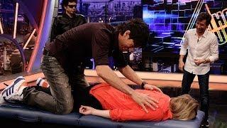El Hormiguero 3.0: Enrique Iglesias sorprende a una chica del público