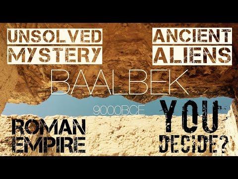 BAALBEK'S ANCIENT ALIEN MYSTERY | LEBANON Ep5