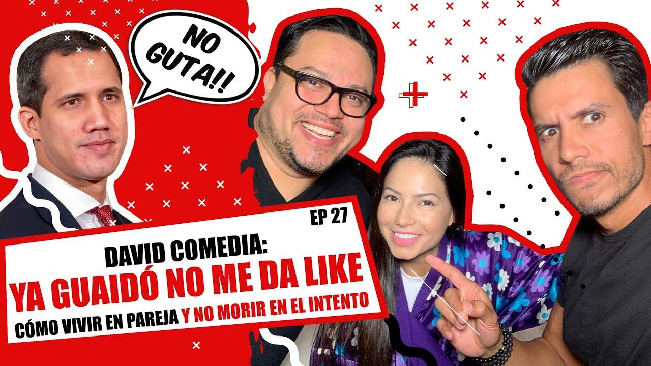 Guaidó ya no me da like... David Comedia