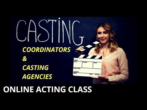 BOLLYWOOD &  ACTING -  Coordinators & Casting  Agencies