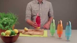 Бутылка для воды Lemon, арт. P436.69(, 2015-10-19T10:34:56.000Z)