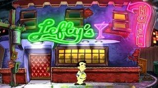 """Leisure Suit Larry Reloaded HARDCORE Walkthrough Part 1 """"Untouched by Human Hands"""""""