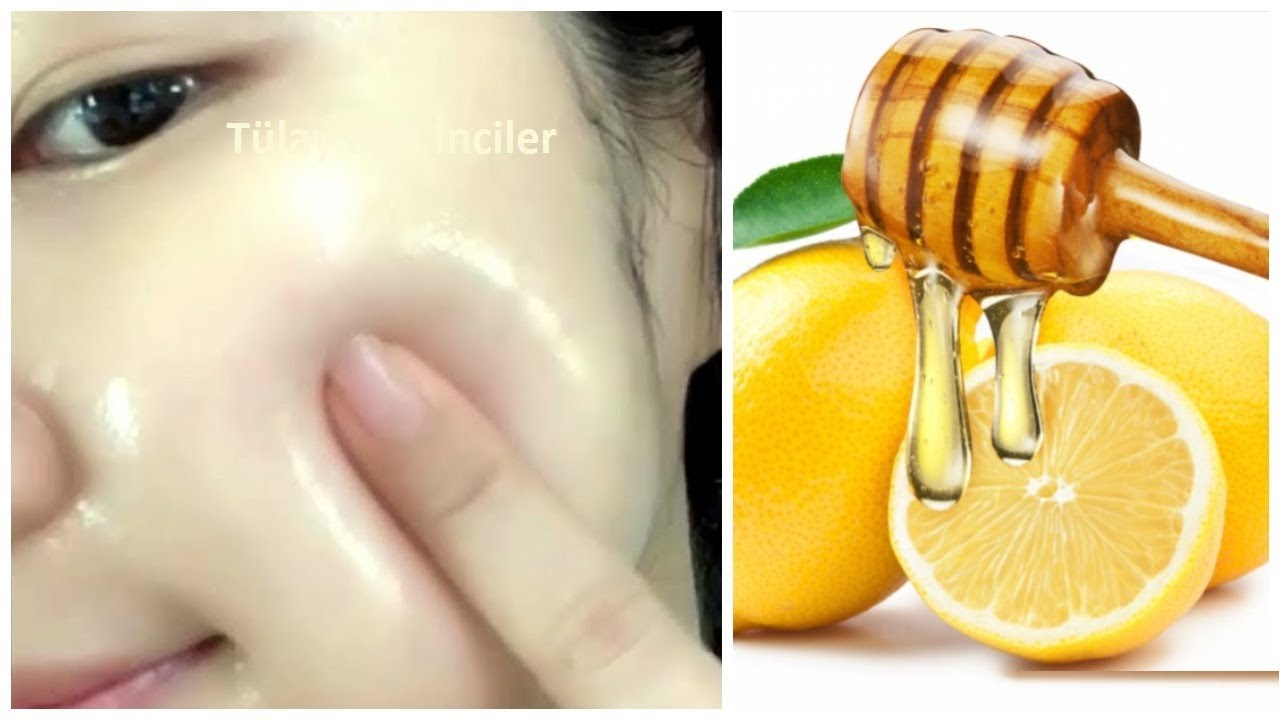 İKİ MALZEME İLE CİLT CANLANDIRMA - PÜRÜZSÜZ Yüz İçin Bal Limon Maskesi - Güzellik & Bakım