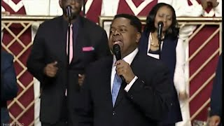 """All Because of Jesus"" Stephen Hurd w/ Praise & Worship Team"
