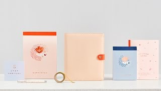 Organise your kikki.K Planner & Write Your Tomorrow